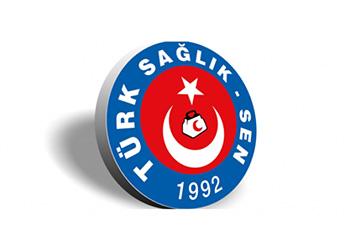 Türk Sağlık Sen logo