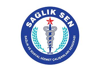 Sağlık sen logo
