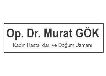 Op. Dr. Murat Gök logo