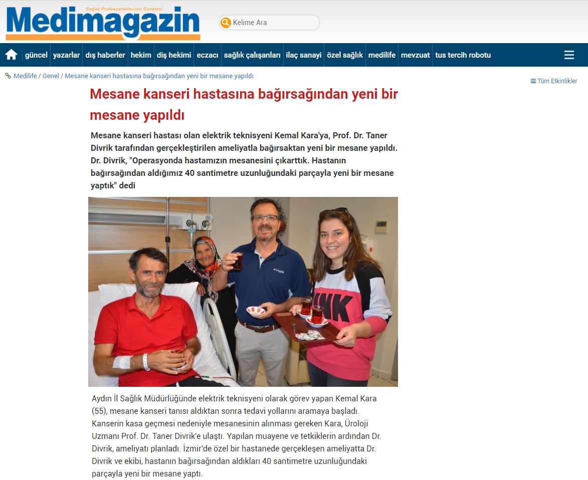 medimagazin sitesi haber