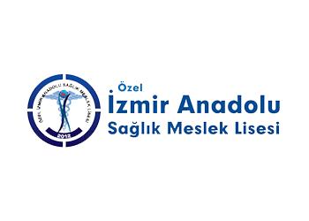 Özel izmir anadolu sağlık meslek lisesi logo